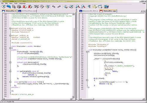 Telecharger Notepad++