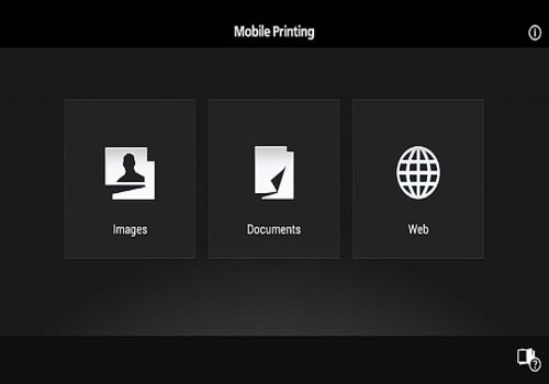 Telecharger Canon Mobile Printing