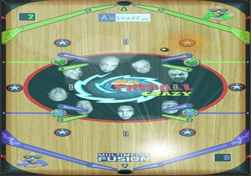 Telecharger PINBALL CRAZY