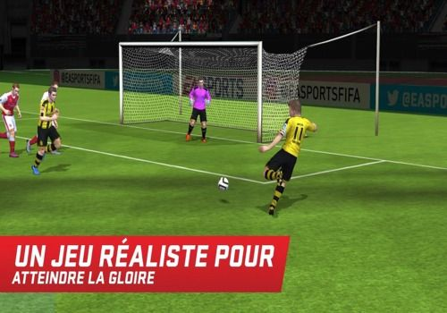 Telecharger FIFA 17 Mobile Football Windows Phone