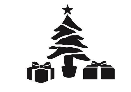 Telecharger Kit pochoirs de Noël