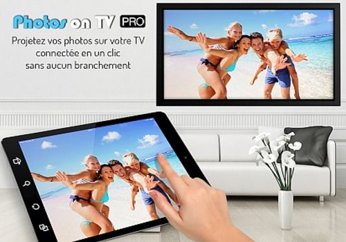 Telecharger Photos on TV Pro