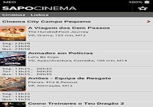 Telecharger SAPO Cinema