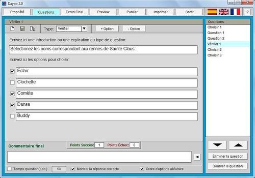 Telecharger Daypo Online questionnaires