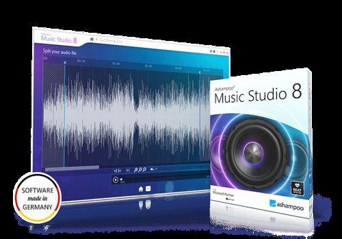Telecharger Ashampoo Music Studio