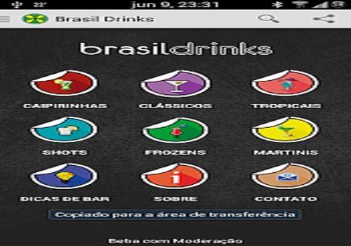 Telecharger Brasil Drinks