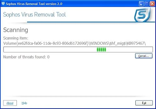 Telecharger Sophos Free Removal Tool