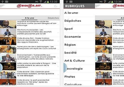 Telecharger Abidjan.net Android