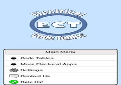 Telecharger Electrical Code Tables