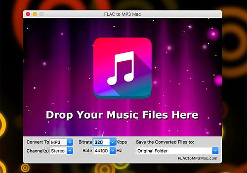 Telecharger FLAC To MP3 Mac