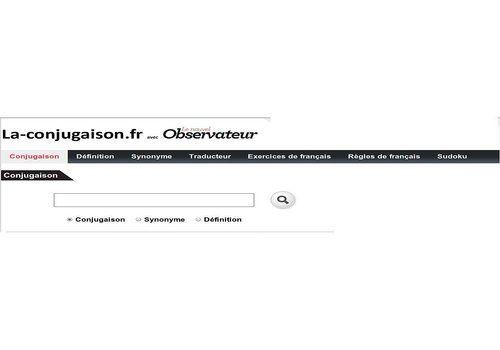 Telecharger la-conjugaison.fr