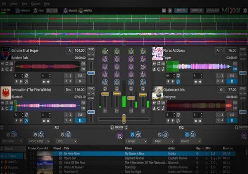 T l charger mixxx gratuit le logiciel gratuit - Telecharger table de mixage gratuit windows ...