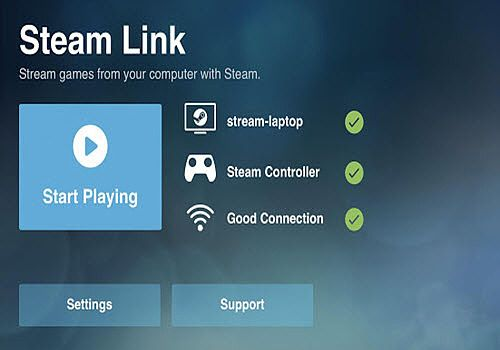 Telecharger Steam Android