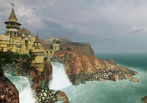 Telecharger Ancient Castle 3D Screensaver