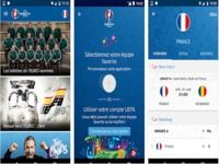 App officielle UEFA EURO 2016 iOS