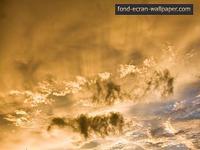 Fonds Ecran Coucher de Soleil 1024