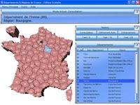 Départements & Régions de France