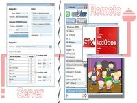 VODOBOX Remote / Server