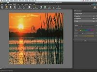PhotoPad - Éditeur d'images gratuit pour Mac (v.6.03)