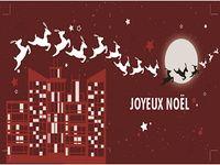Cartes Cadeau Noël