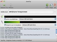 SoundTap - Enregistrement de streaming audio gratuit pour Mac