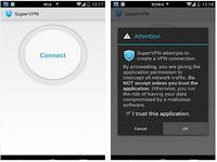 Super VPN Android