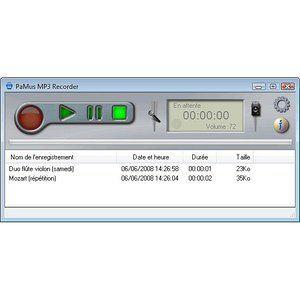 RECORDER TÉLÉCHARGER PAMUS GRATUIT MP3