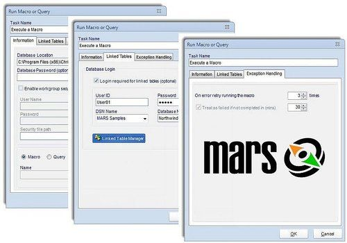 Telecharger MARS Automation For MS Access 7.0.20180517.0