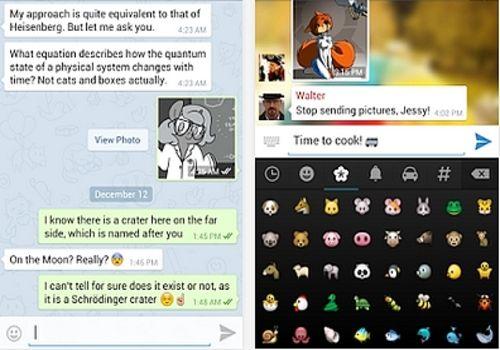 Telecharger Telegram iOS