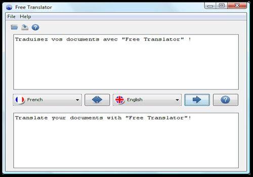Telecharger Free Translator