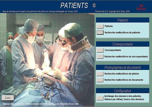 Telecharger Patients