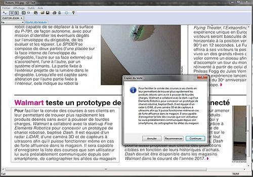 Telecharger GT Text OCR