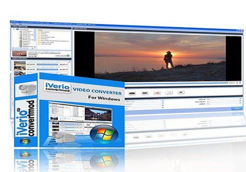 Telecharger iVerio Free Videos Converter