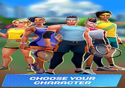Telecharger Tennis Clash