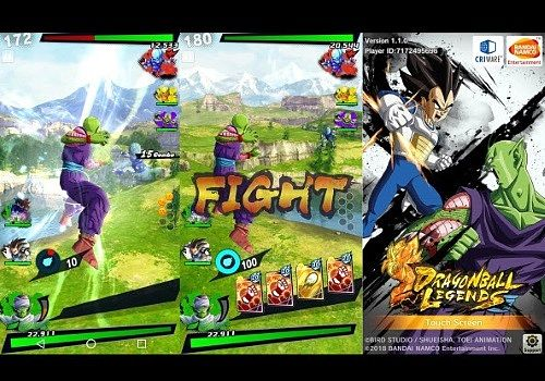 Telecharger Dragon Ball Legends Android