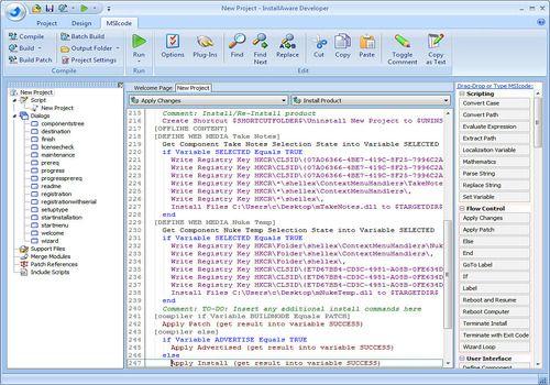 Telecharger InstallAware Developer Setup Builder X2
