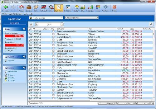 Telecharger Comptes et Budget v8.0.2