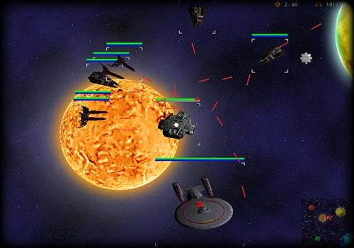 Telecharger SpaceShadows