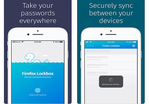 Telecharger Firefox Lockbox iOS
