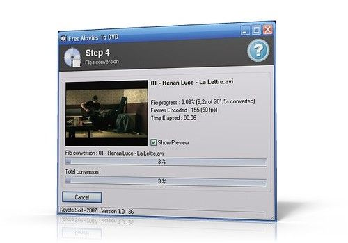 Telecharger Free videos To DVD