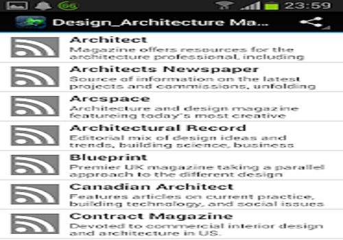 Telecharger Design Architecture Magazines