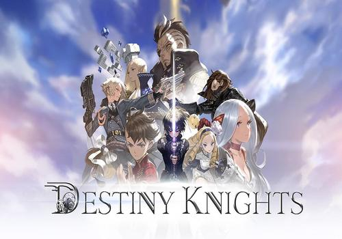 Telecharger Destiny Knights Android