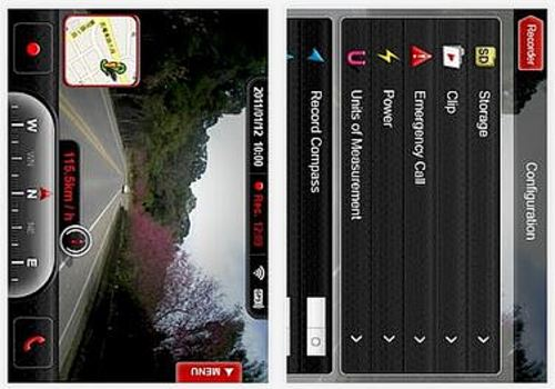 Telecharger MyCar Recorder LIte Android