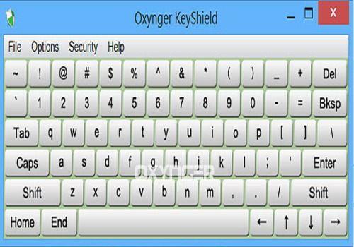 Telecharger Oxynger KeyShield