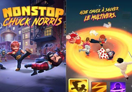 Telecharger Nonstop Chuck Norris iOS