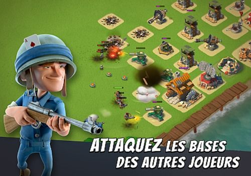 Telecharger Boom Beach Android