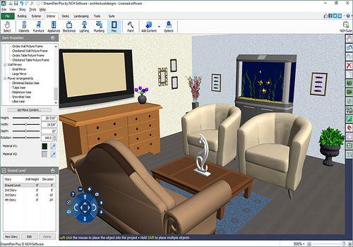 Telecharger DreamPlan - Décoration intérieure et paysagisme