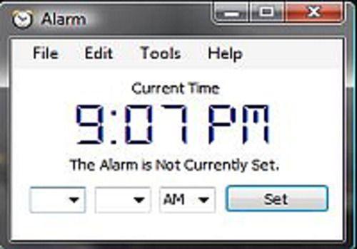 Telecharger Alarm