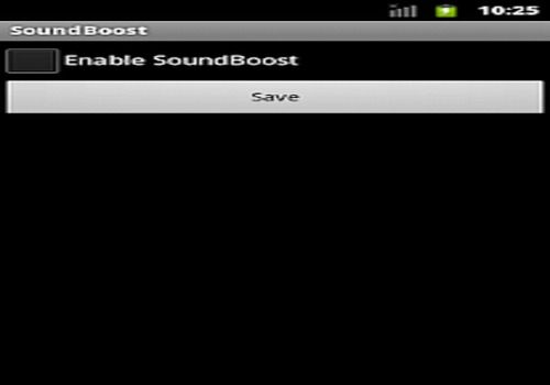 Telecharger Sound Boost
