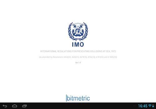 Telecharger IMO Collision Regulations